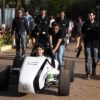Launch of Orca an initiative of IIT Bombay racing-team best Indian formula student car team in the international circuit