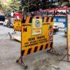 s m shetty road work