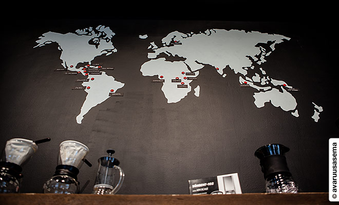 Cafetoria, © avaruusasema