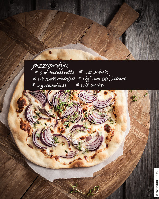 Pizza 2014, © avaruusasema
