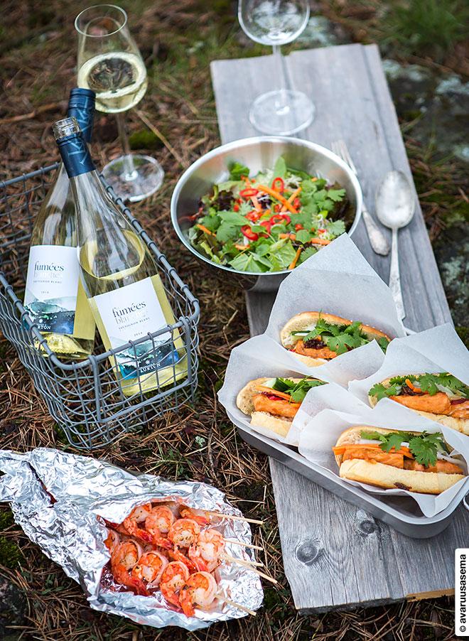 Vappu piknik, © avaruusasema.com
