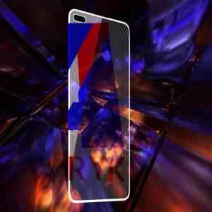 OnePlus Nord Premium Edge To Edge Tempered Glass Guard