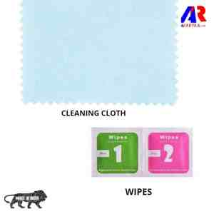 CLEANING CLOTHES & WIPES
