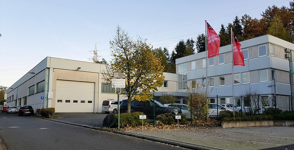 Picture of Fortdress Germany Headquarters