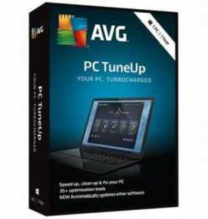 AVG PC TuneUp 2019 Crack + Product Keys Full Download