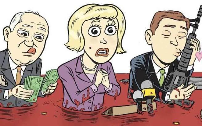 Political Cartoons - Left, Liberal Jokes & Libertarian Cartoons - GoComics