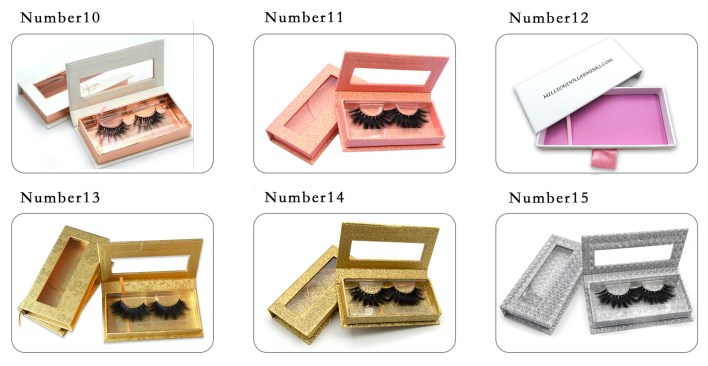25MM 3D MINK EYELASHES