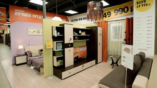 Первый Мебельный, магазин мебели, Красноармейский просп ...