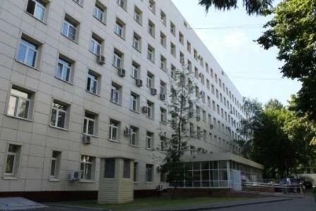 Городская клиническая больница № 52, больница для взрослых ...