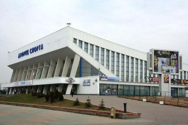 Дворец Спорта, спортивный комплекс, просп. Победителей, 4 ...