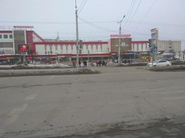 Шупашкар, торговый центр, просп. Тракторостроителей, 1/34 ...