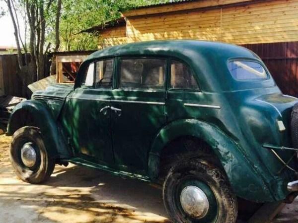 Купить б/у Москвич 400 1946-1956 400-420 1.1 MT (23 л.с ...