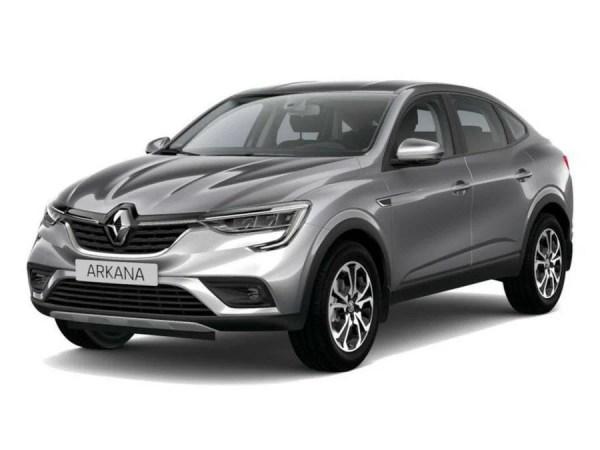 Купить новый Renault Arkana I 1.6 CVT (114 л.с.) бензин ...
