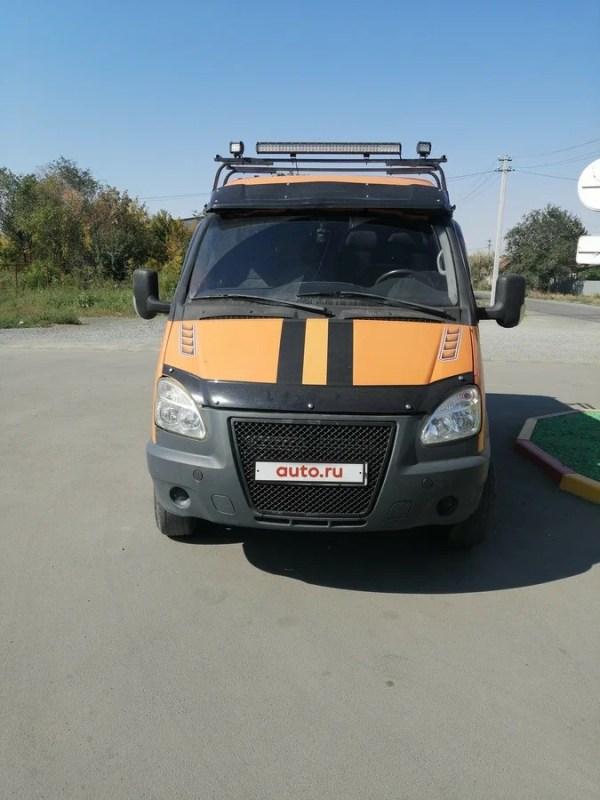 Купить б/у ГАЗ Соболь (2752) бензин-газ механика в Орске ...