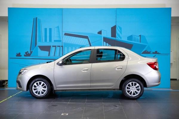 Купить новый Renault Logan II Рестайлинг 1.6 MT (82 л.с ...