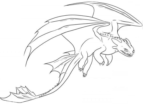 """«Учимся рисовать дракона из мультфильма """"как приручить ..."""