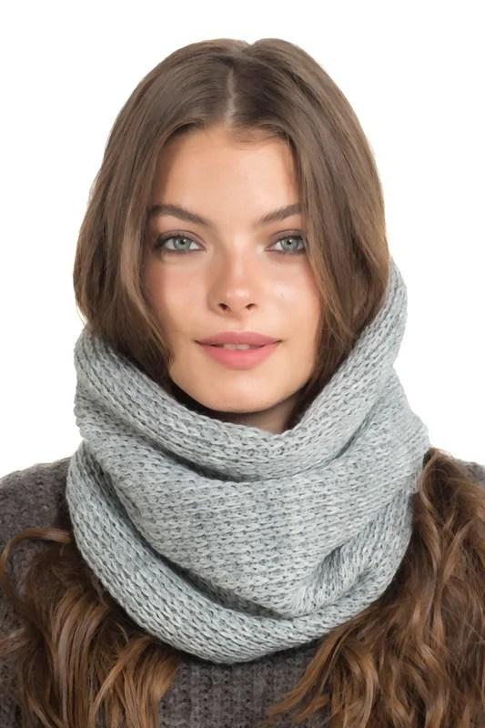 «Как красиво завязать шарф на шее поверх куртки ...