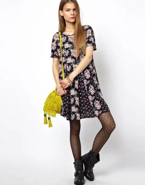 «Стиль 90-х годов в одежде женщины: фото, платья, брюки ...