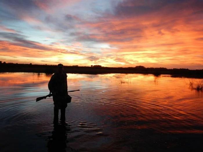 «Охота на утку осенью, виды охоты, фото и видео http://5a ...