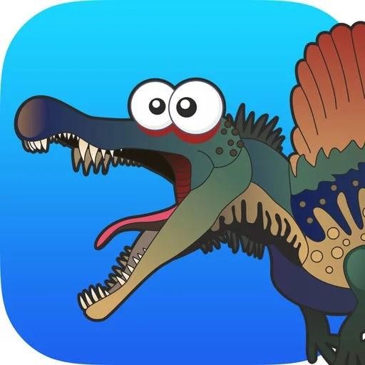 Пазлы Динозавры развивающие игры для детей 3 7 лет