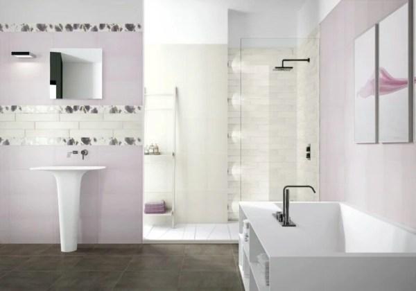 «Узнайте как оформить стены в ванной комнате, посмотреть ...