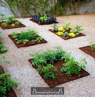 «100 идей для декора садового участка своими руками из ...