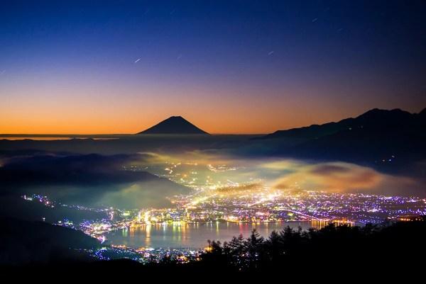 «Ночной город и гора» — карточка пользователя Юлия Б. в ...