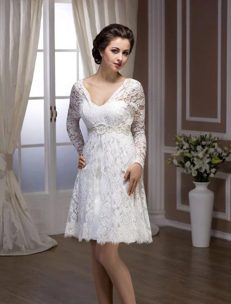 «красивое короткое платье с длинными рукавами» — карточка ...
