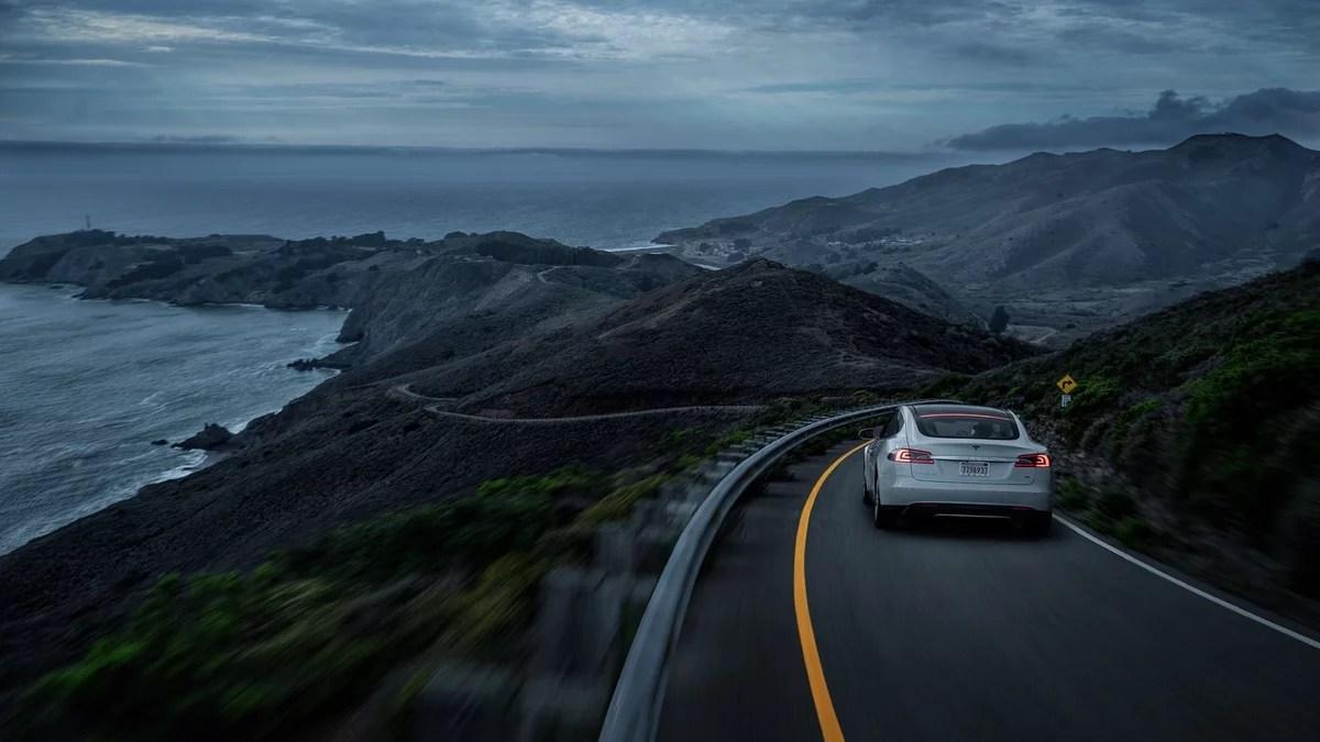 «Красивые заставки авто, горы, дорога, море. Обои на ...