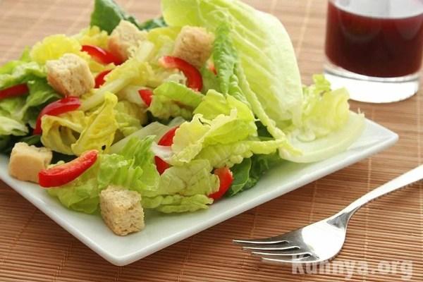 «Продукты питания, фото: Листья салата айсберг фото ...