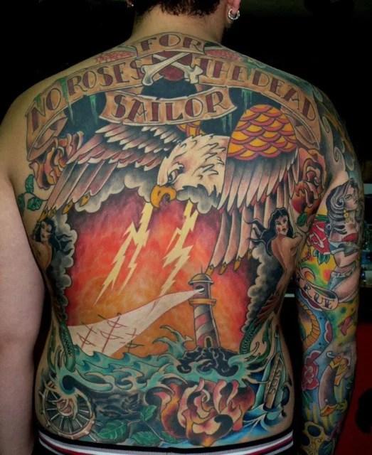 """Фото татуировок на спине | татуировки | Татушка Фото ..."
