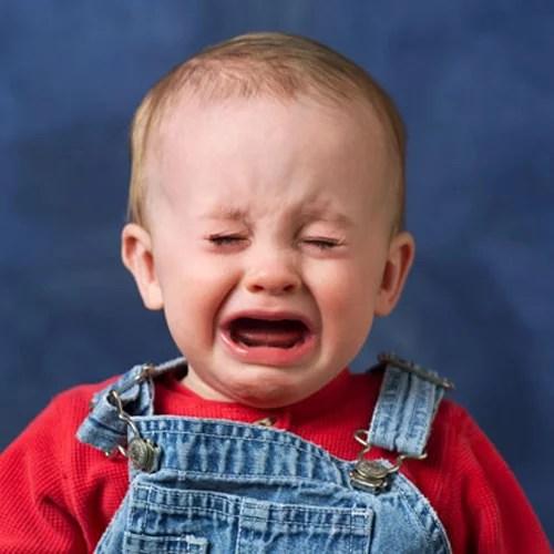 Плачущий Ребенок. Картинки