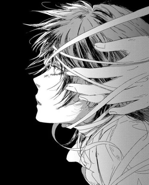 «чёрно-белое, манга - картинка #2751692 от Maria_D на ...