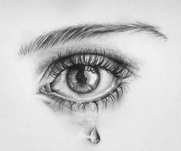 Фото Глаза Плачущие