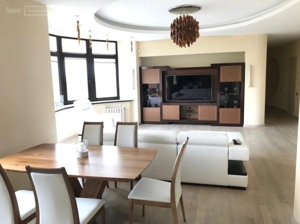 Продажа 4-комнатной квартиры 145 м² по адресу Москва ...