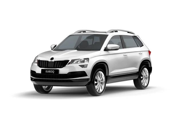 Купить новый Skoda Karoq I 1.4 AT (150 л.с.) бензин ...