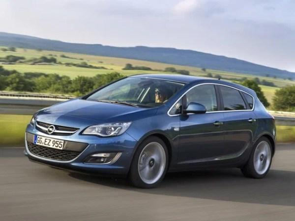 Купить б/у Opel Astra J Рестайлинг 1.6 MT (115 л.с ...