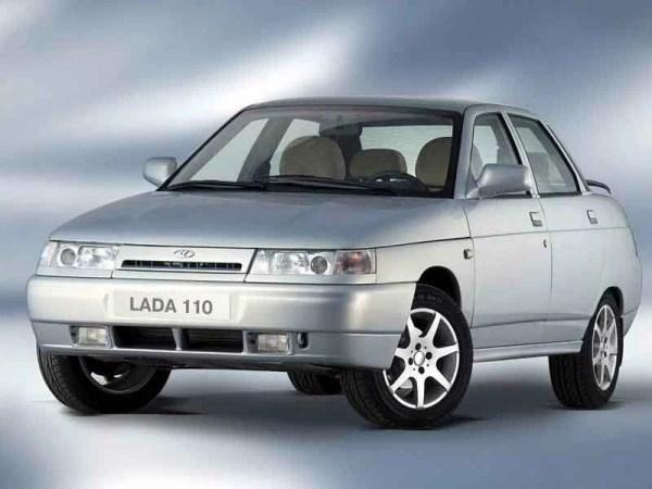 LADA (ВАЗ) 2110: технические характеристики, поколения ...