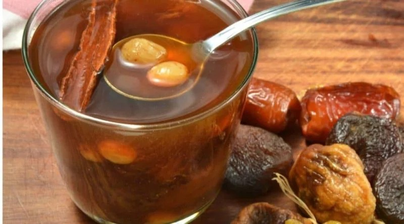 Compote from dried fruits, how to make a tasty and healthy drink.