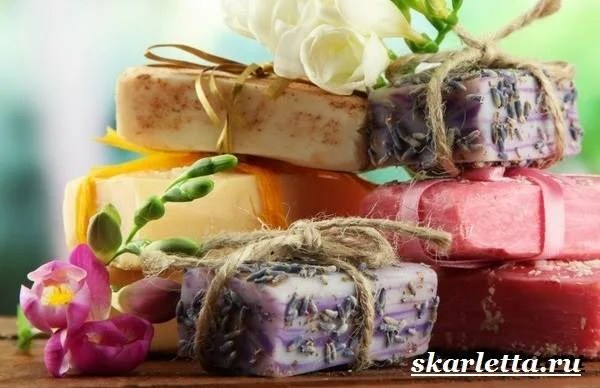 How to make soap at home. Step-by-step schemes and photos