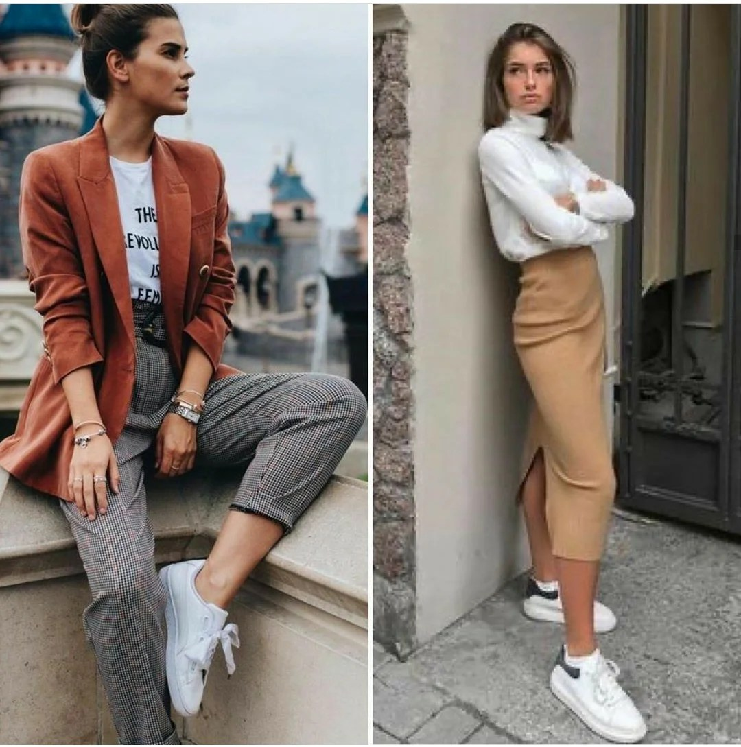 Casual style: what it is and whom it fits