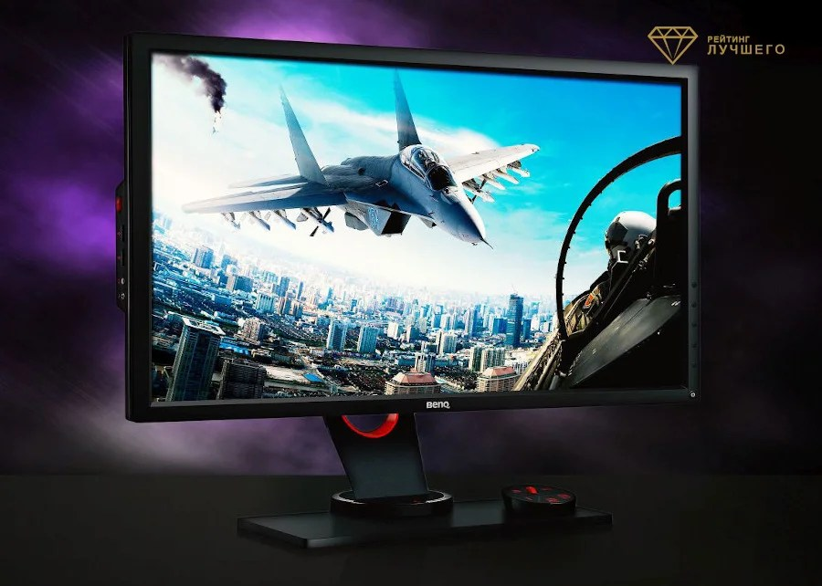Rating of the best gaming monitors 2020