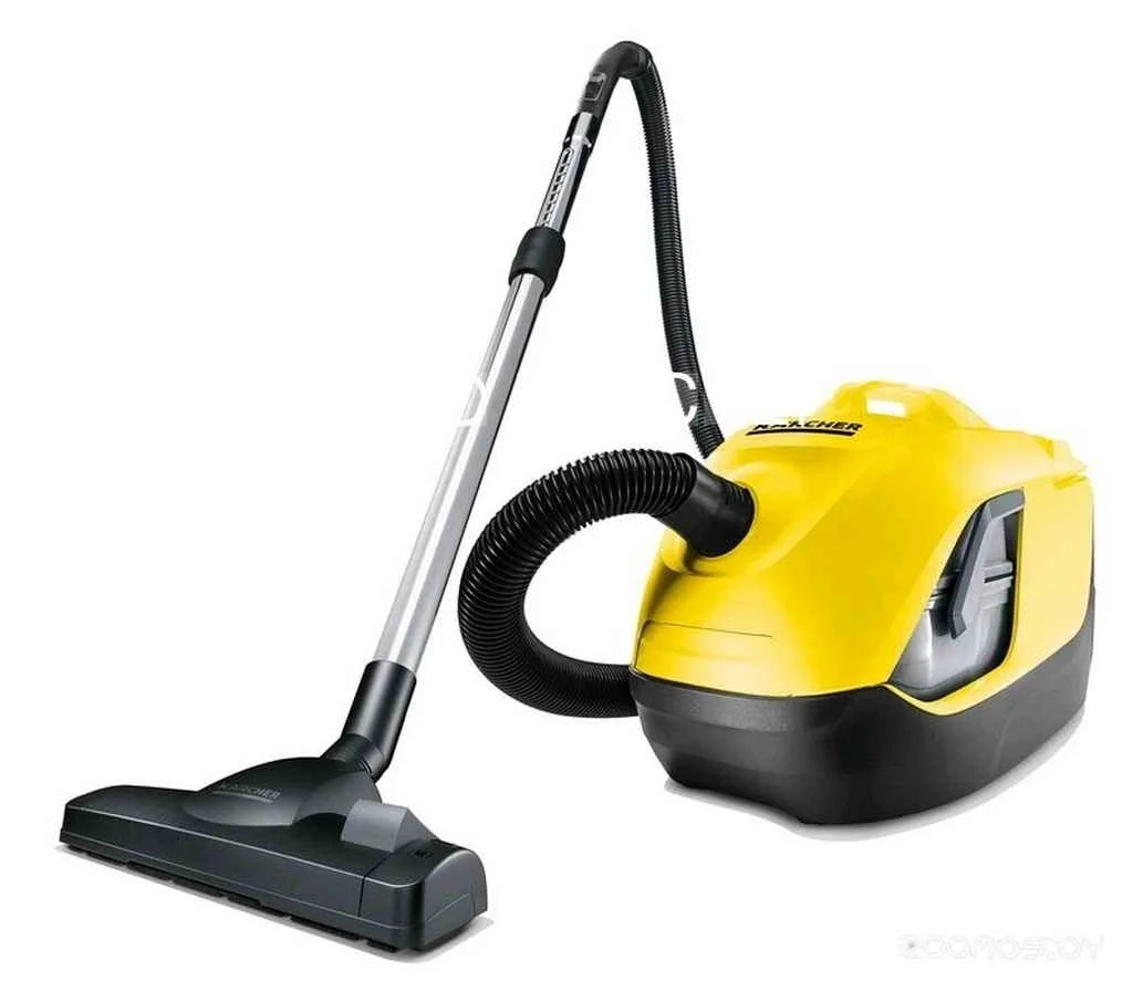 Karcher DS 6 in the ranking of 2021 vacuum cleaners