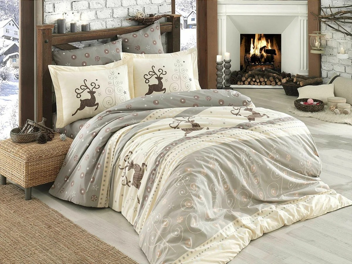 What fabric to choose for bed linen