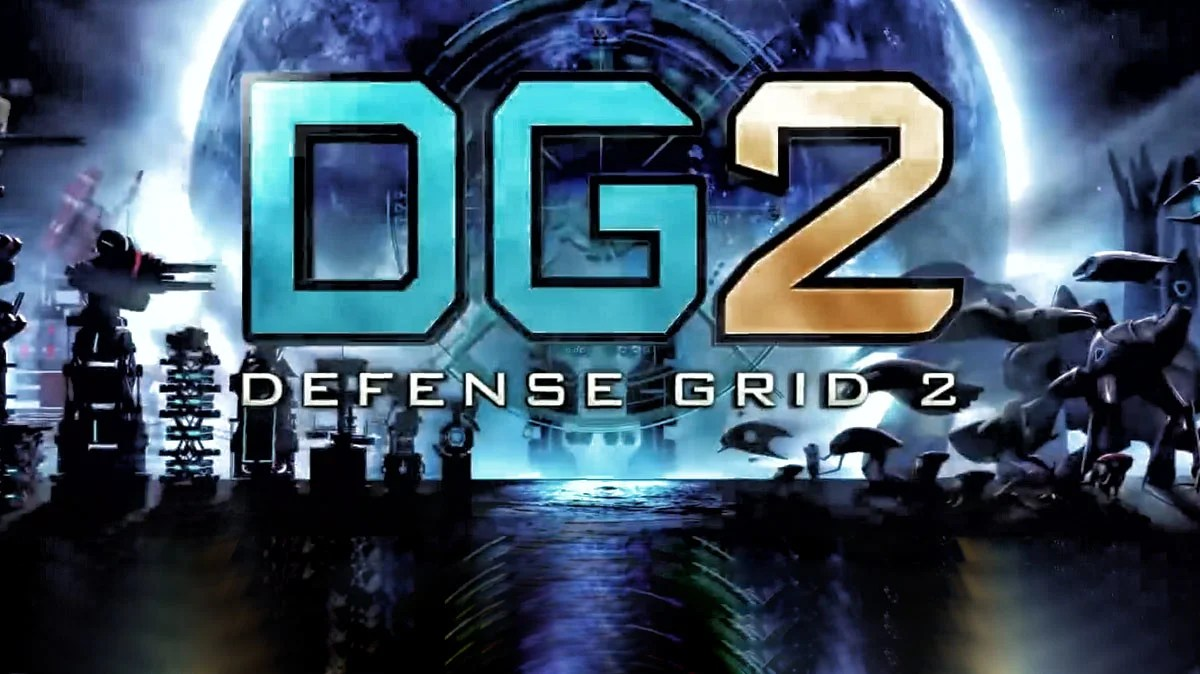 Screenshot z Defense Grid 2