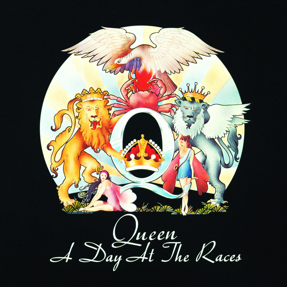 A Day At The Races — Queen. Слушать онлайн на Яндекс.Музыке