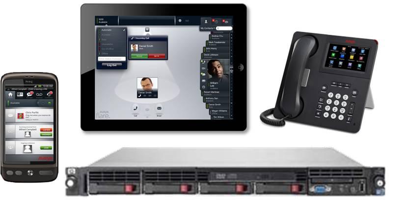Avaya Unveils Ip Office 8 1 Innovative Capabilities To