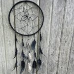 10 inch Dream Catcher Copyright Janette Shearer Vancity Mommy D