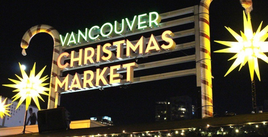 Vancouver Christmas Market Has A New Home!