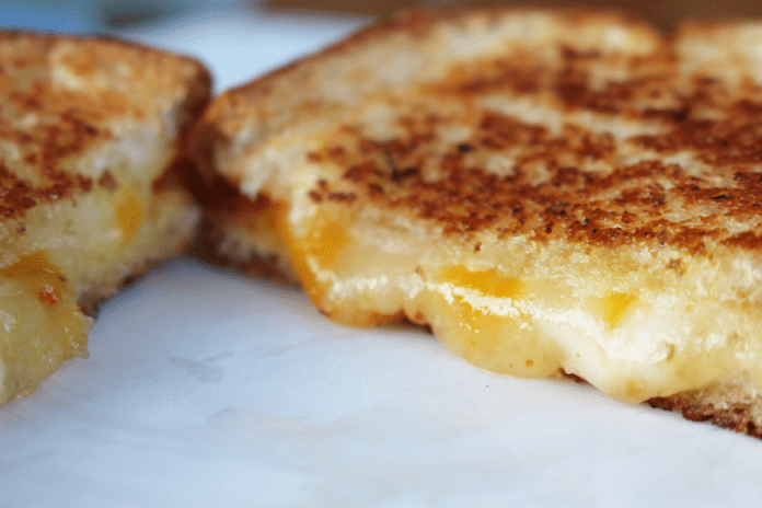 Top Secret Game Changing Grown Up Grilled Cheese Sandwich 4